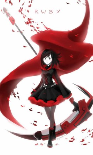 Rwby Red White Black Yellow - Rwby: Red White Black Yellow