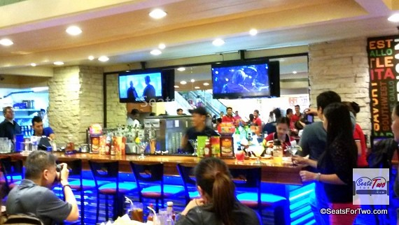 Chili's Bar in SM Megamall Branch