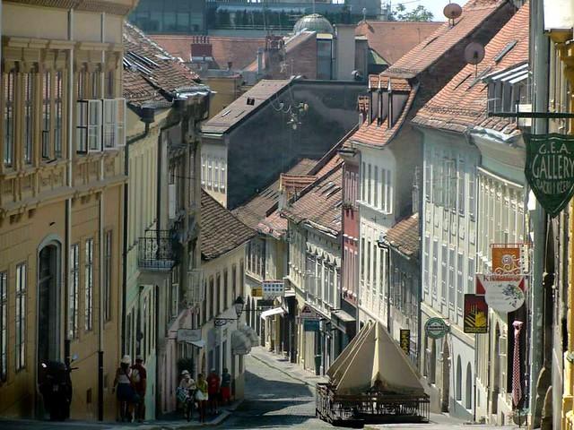 Zagreb Ruas