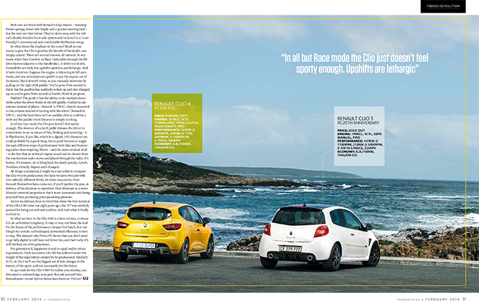 Desmond Louw car automotive photography feature in TopGear magazine South Africa dna photographers 03