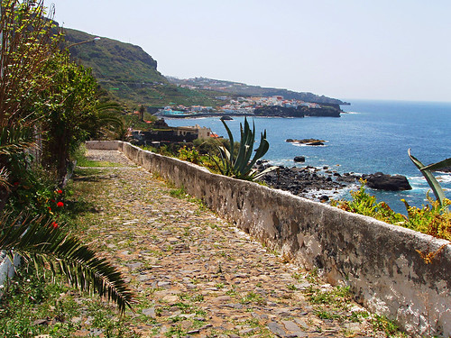 Coastal walk, Tenerife