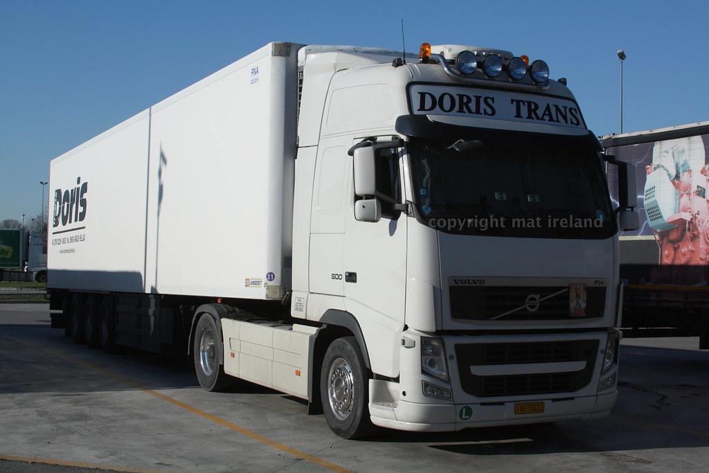Дорис транс