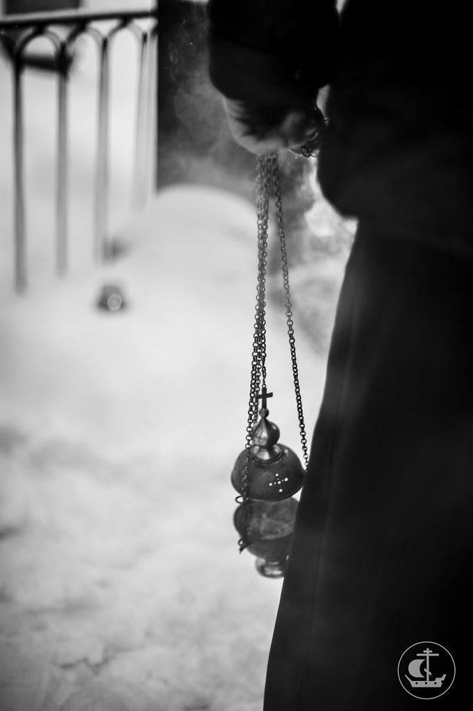 4 февраля 2014, Лития по случаю 100-летия со дня рождения протоиерея Ливерия Воронова / 4 February 2014, Lity on the 100 anniversary of archpriest Livery Voronov