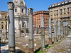 Trajan's Forum, Rome, Italy by Robby Virus