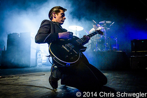 Arctic Monkeys - 02-12-14 - The Fillmore, Detroit, MI