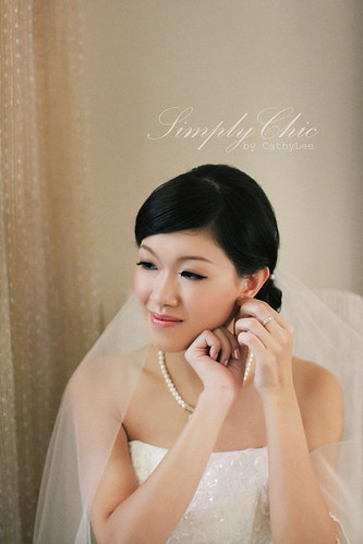 Wuan Yin ~ Wedding Day