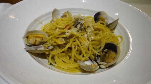 Gabriel's Spaghetti Vongole 245 บาท