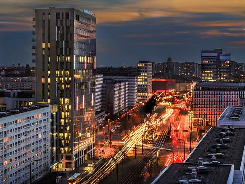 Berlin - Rush hour