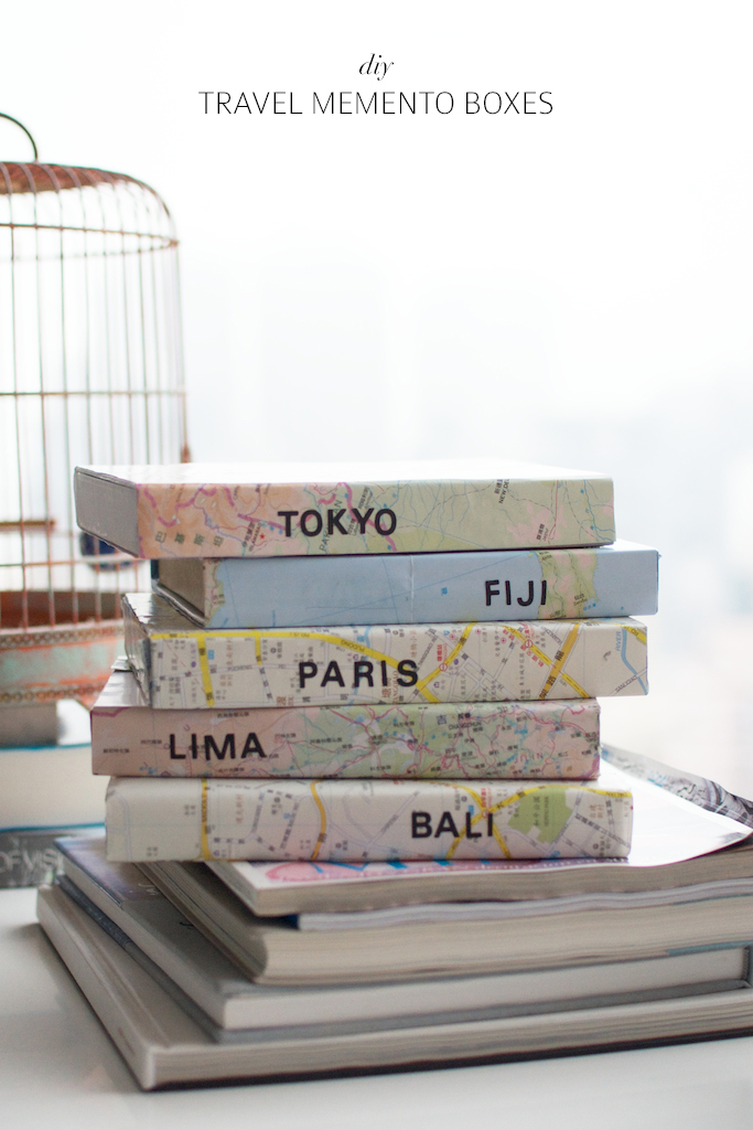 Make travel memento boxes a pair and a spare www.apairandasparediy.com