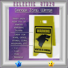 Eclectic Stars - Danger Zone (Winter)