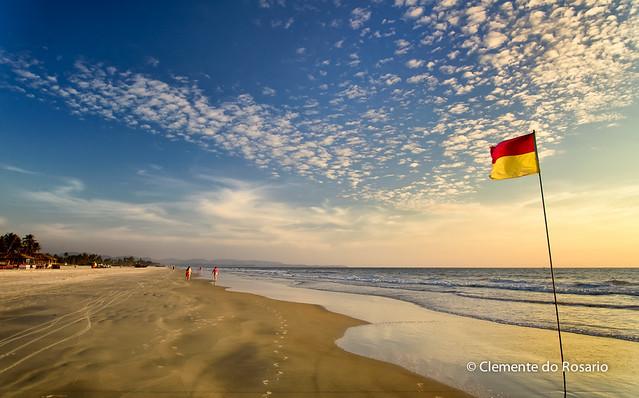 Varca Beach, Salcette, Goa, India
