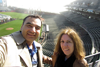 Us at AT&T Park