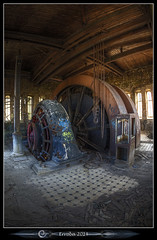 The Engine Room :: Fisheye :: Urbex