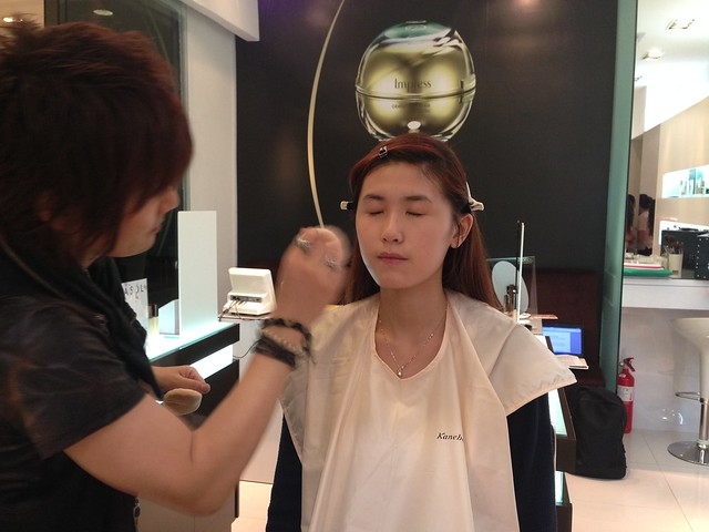 kanebo makeover  (1)