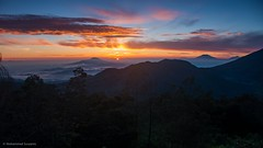 Golden Sunrise - Sikunir Hill - Wonosobo Indonesia