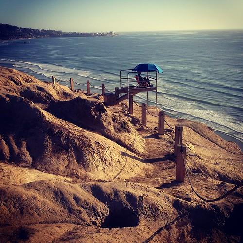california sandiego lifeguard erosion torreypinesgliderport ilobsterit