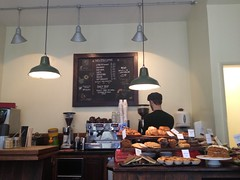 New Row Coffee, London