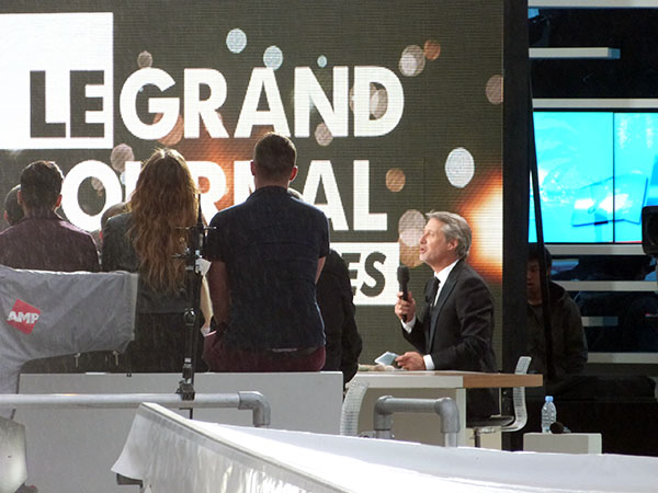 plateau grand journal ADC