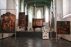 Altar Pieces in Museum Gouda