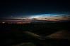 Noctilucent night