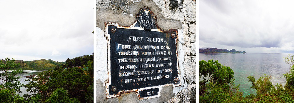 The Church of Immaculate Conception, Fort Culion, and Culion Museum & Archives - Culion, Palawan, PH