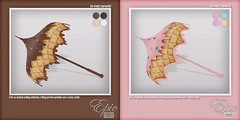 *Epic VIP* Ice Cream Parasols! {Chocolate & Bubblegum Packs} Ad