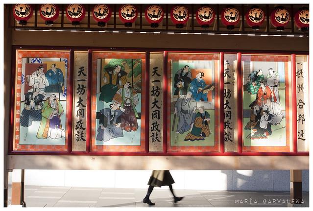 Tokio - Teatro Kabuki de Ginza