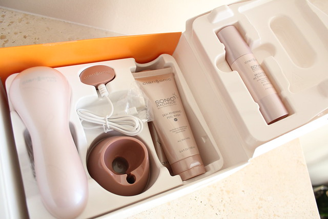Clarisonic Sonic Radiance Brightening Solution review
