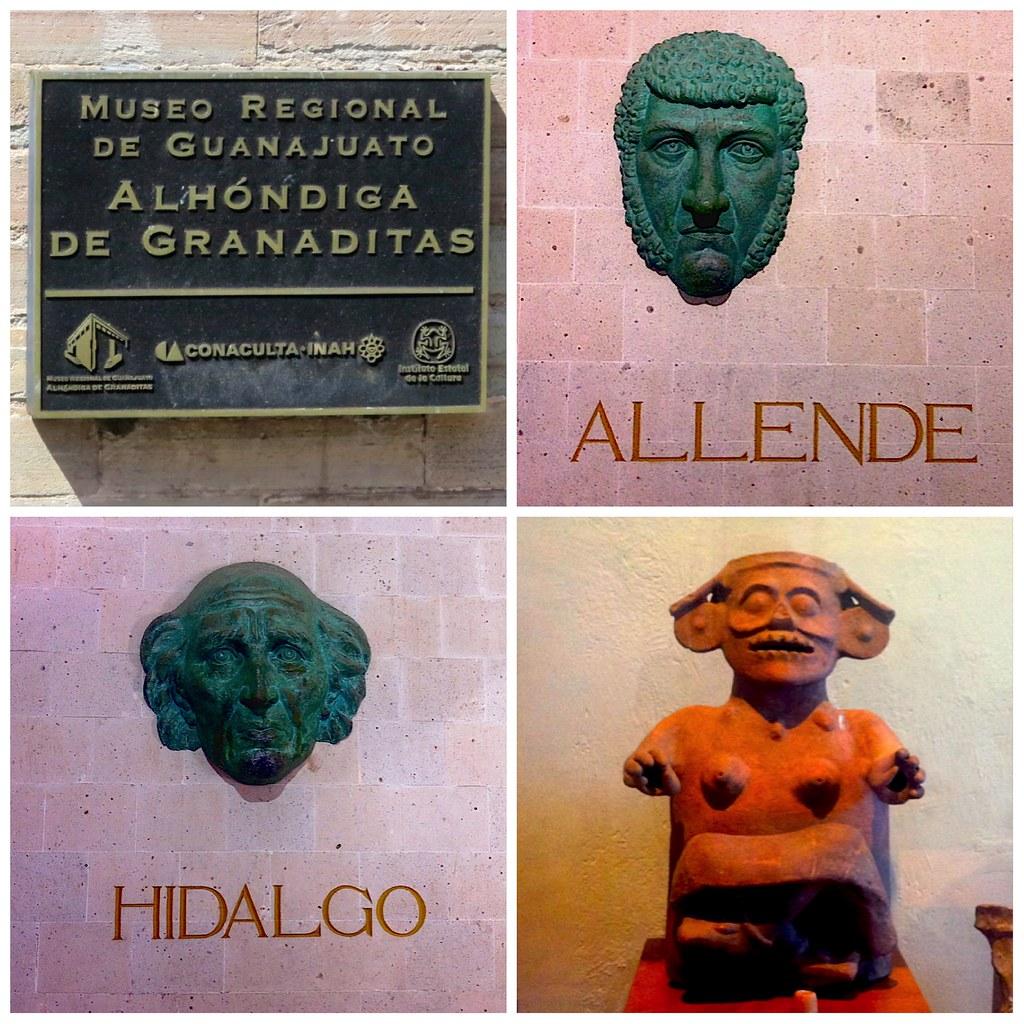 Alhondiga de Granaditas Guanajuato