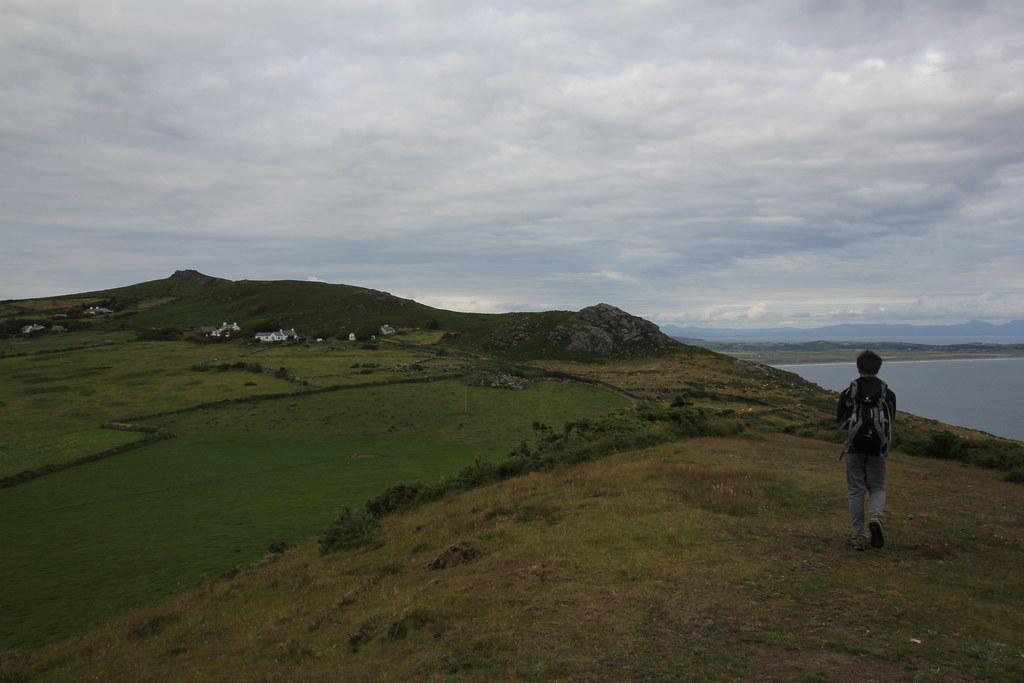 towyn farm, towyn beach, mynydd rhiw, mynydd penarfynydd, mynydd y Graig, porth meudwy, pen y cil, mynydd bychest, carn fadryn, bardsey