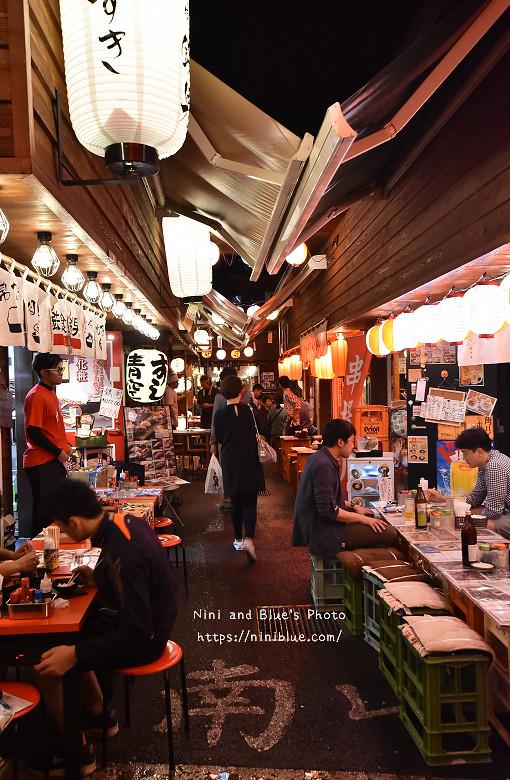 日本沖繩必吃美食國際通屋台村街08
