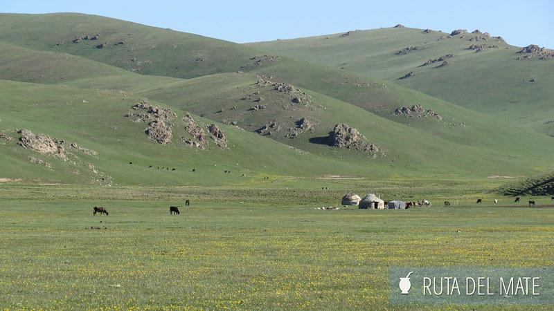 Lago Song-Kol Kirguistán (30)