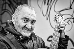 Rencontre - Petr le guitariste