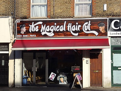 Picture of Magical Hair Cut, 97 South End