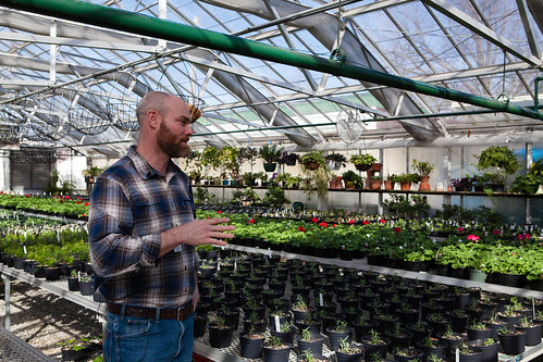 Greenhouse and Garden Van & Walking Tour at Churchill Downs