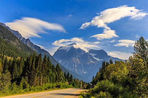 Mount Robson, Mount Robson Provincial Park, BC Rockies, British Columbia