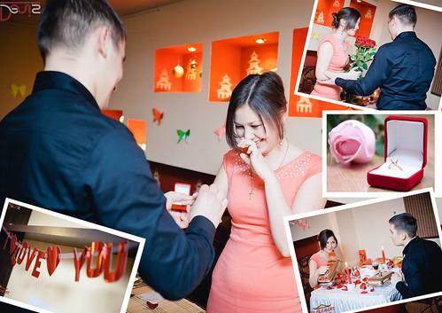 """Concurs """"Cea mai originala cerere în căsătorie!!!"""" > Ilie si Alina !!!"""