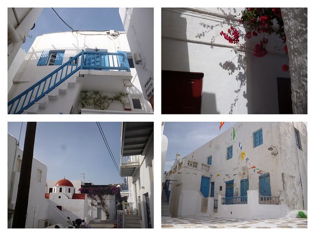 Colors of Mykonos
