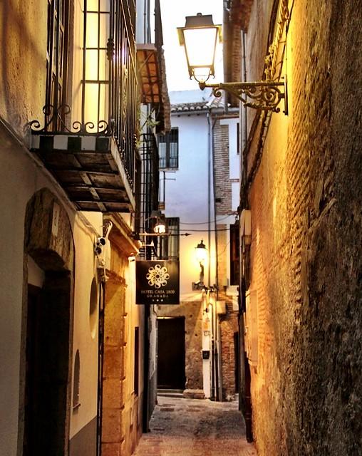 Onde se hospedar em Granada: review do Hotel Casa 1800
