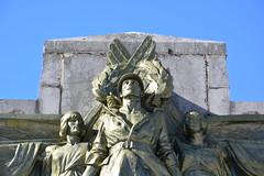 Lourdes - Ehrenmal der Stadt Lourdes