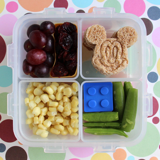 Preschool Mickey Bento #452