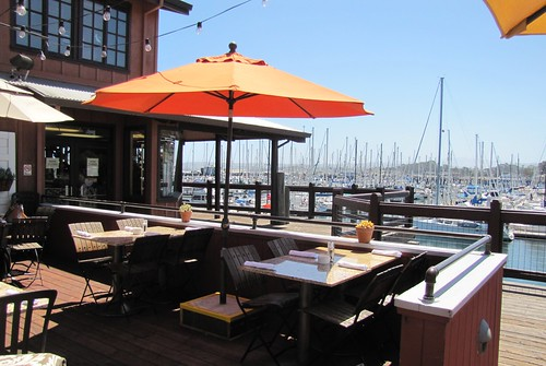 Outdoor Dining at Paluca Trattoria