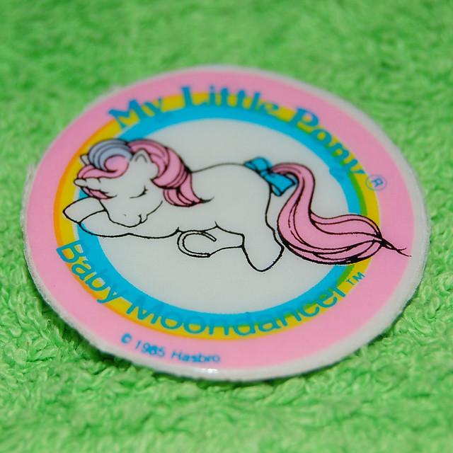 Sticker Baby Moondancer