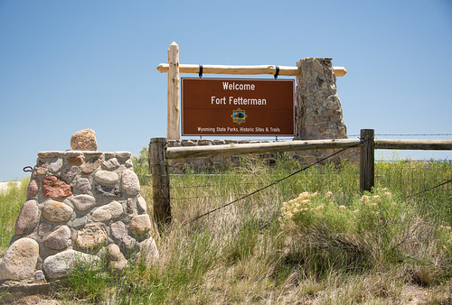 Welcome Fort Fetterman