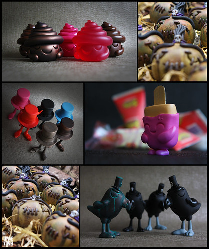 Cardiff Tattoo & Toy con new resins by [rich]
