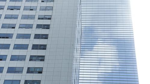 강남역 알파문구 빌딩 + 삼성전자 사옥