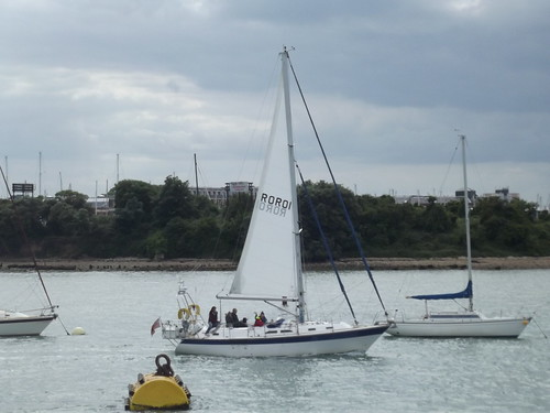 Harbour Tours - Portsmouth Harbour - boats / yachts - ROROI
