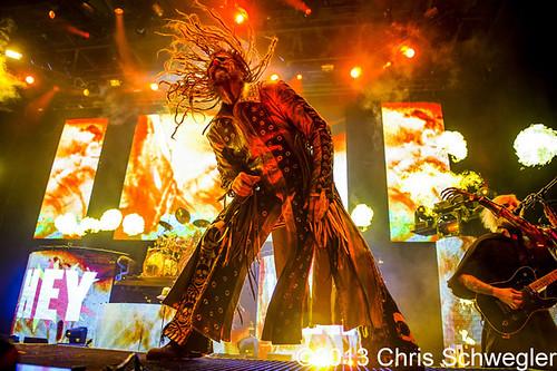 Rockstar Energy Mayhem Festival 2013