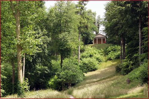 garden landscape sony somerset hestercombe templearbour