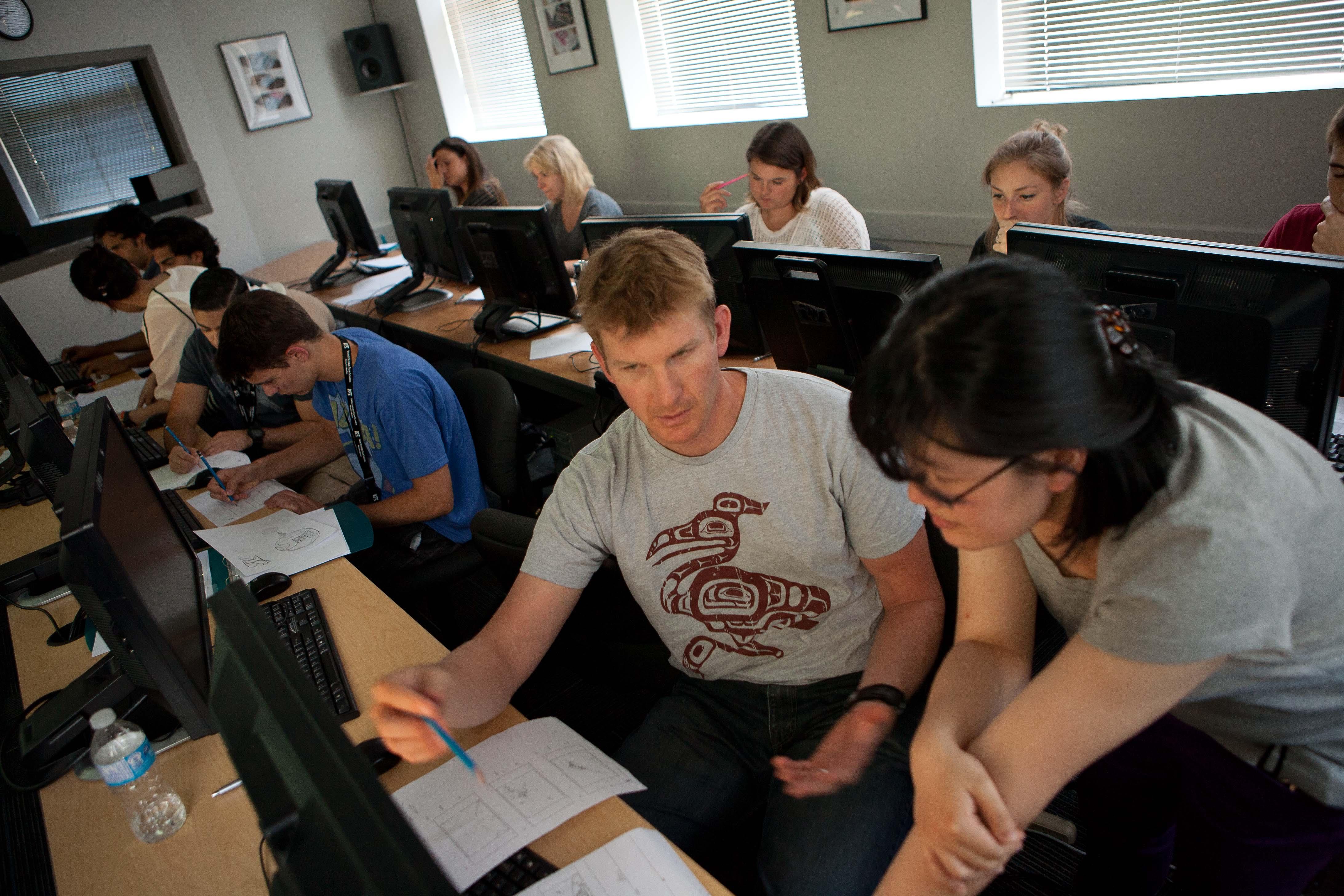 VFS Summer Intensives 2013 | Digital Design Summer ...